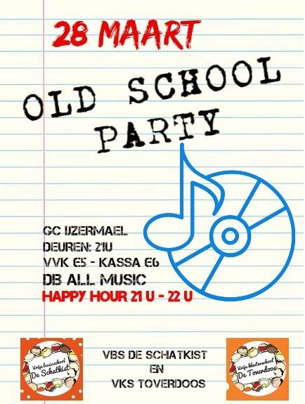 Old School Party 2020